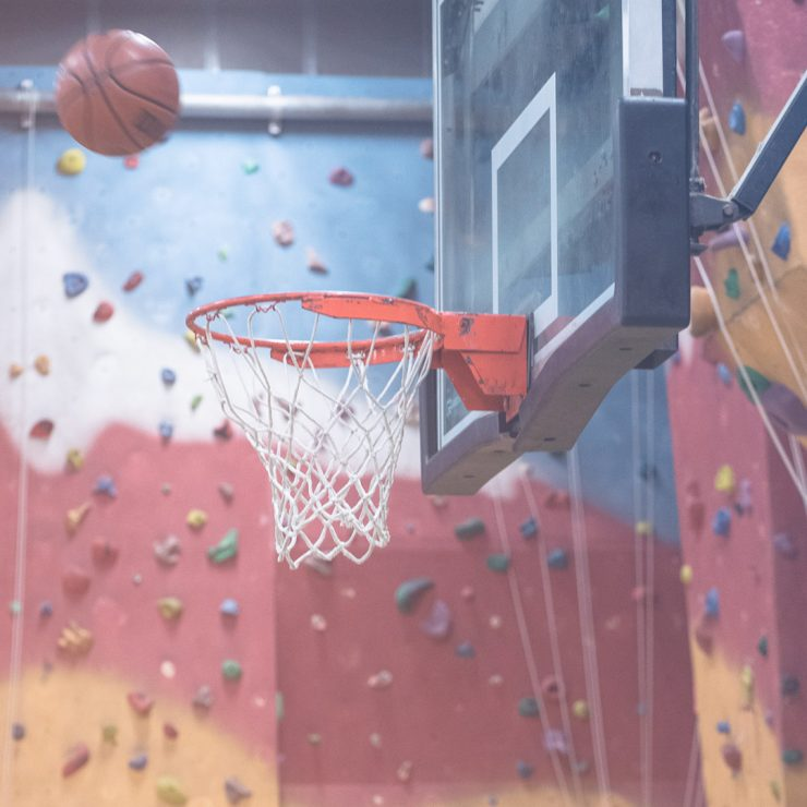 Basketball-banniere